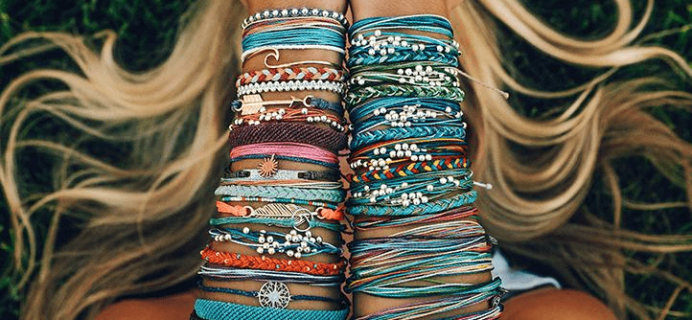 Pura Vida Black Friday Sale: Get 50% Off Entire Order + Free Shipping!
