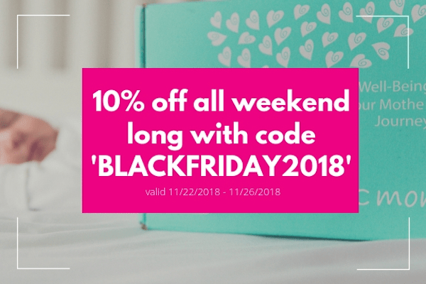 Ecocentric Mom 2018 Black Friday Sale: 10% Off Sitewide!