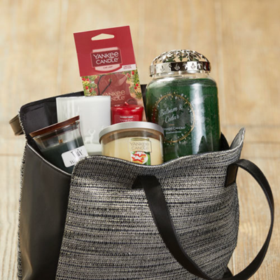 Yankee Candle Black Friday Tote Available Now! $29.50 With $25 Purchase!