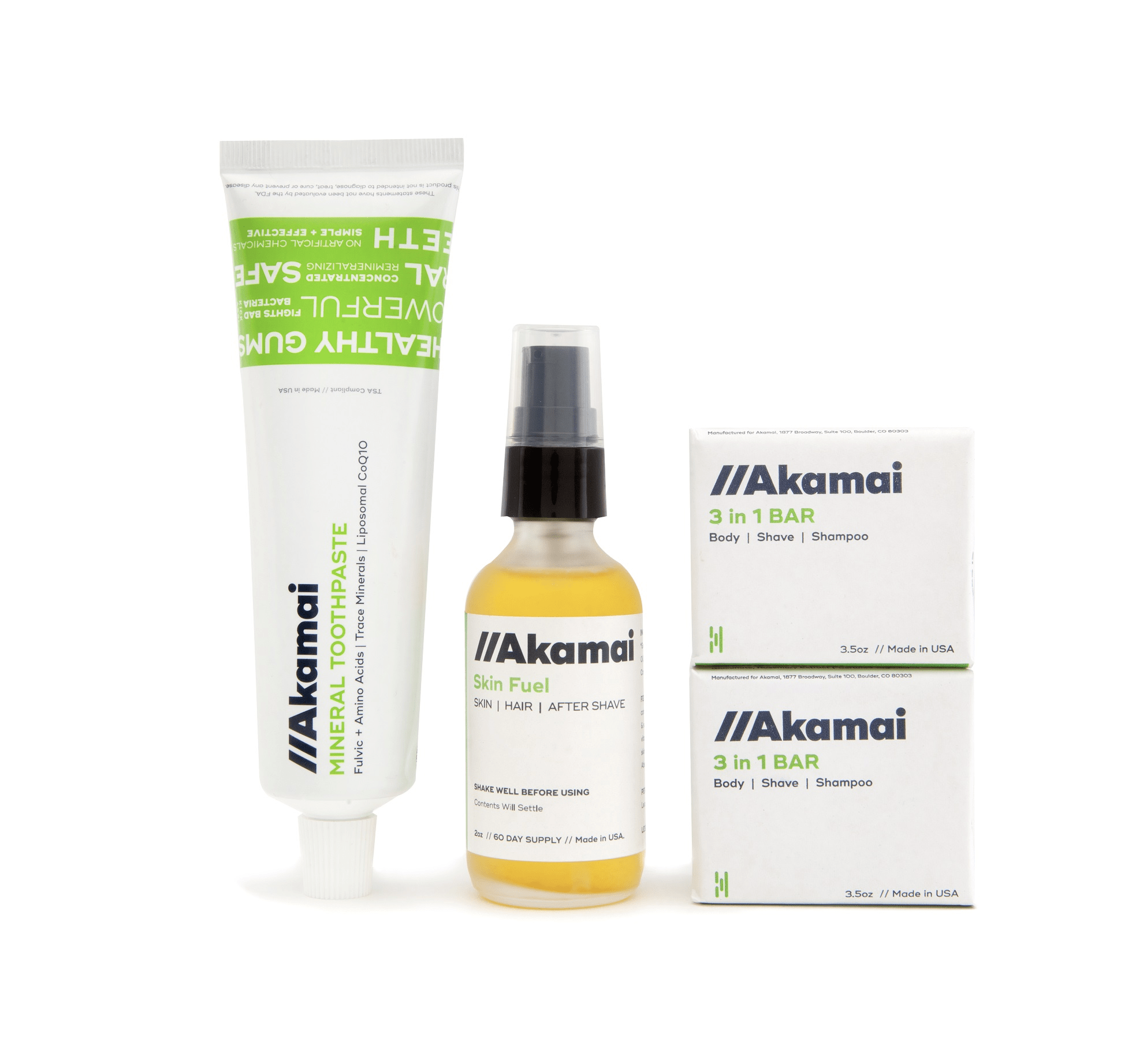 Akamai Black Friday Coupon: 25% Off Natural & Eco-Friendly Basics!