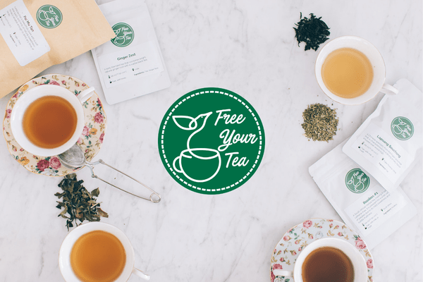 Free Your Tea Coupon: Get 33% Off On All Orders – TODAY ONLY!