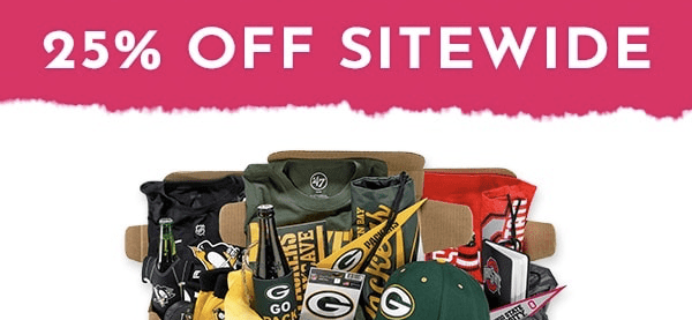 Fanchest Black Friday 2018 Coupon: Get 25% Off Sitewide!