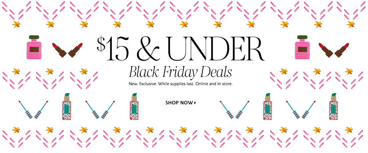 Sephora Black Friday 2018 Sale Live Now!