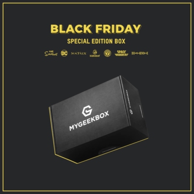 My Geek Box Black Friday Special Edition Box Available For Pre-Order Now + Spoilers!