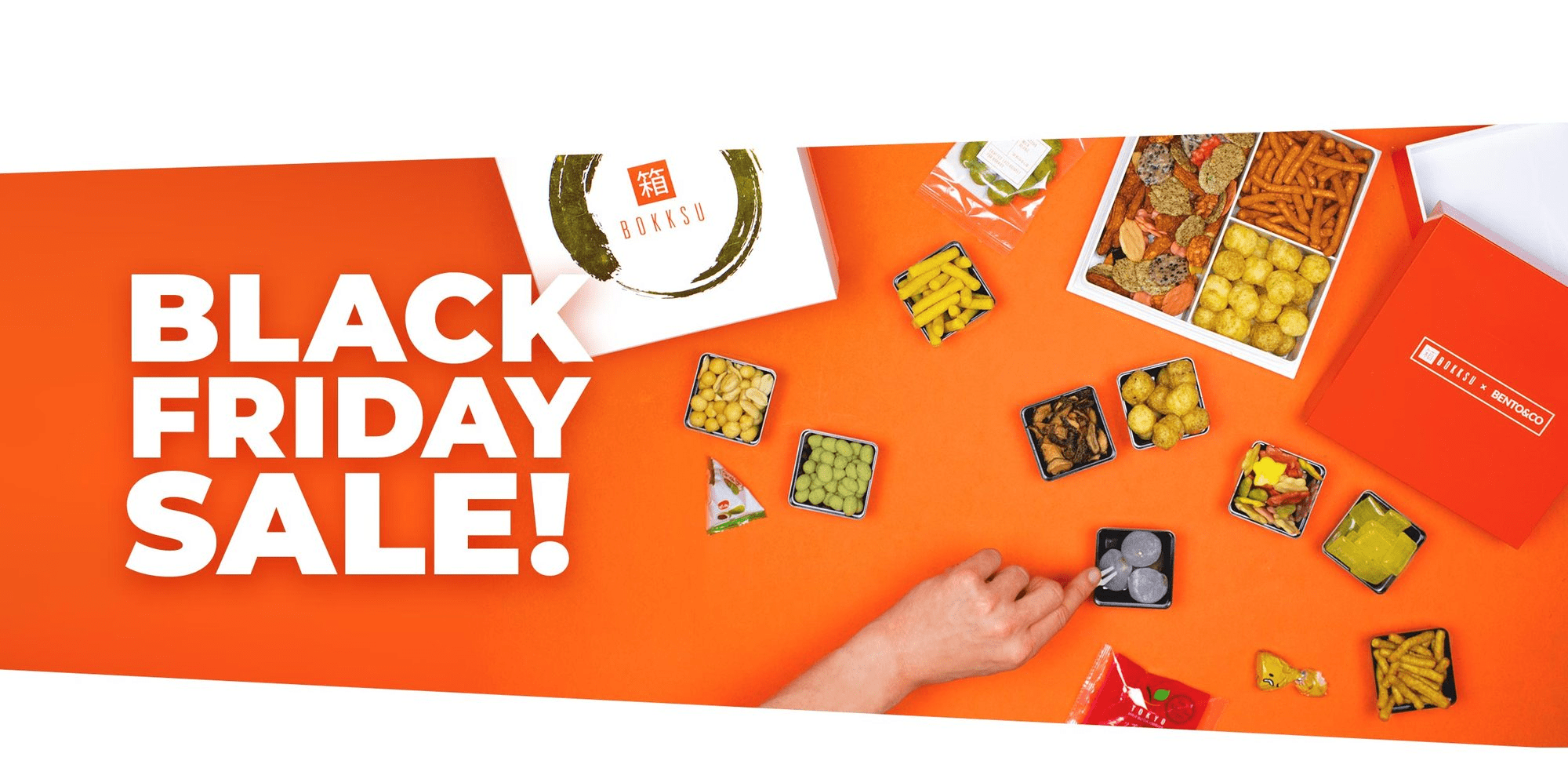 Bokksu Black Friday 2018 Deal: get a FREE limited edition Box with 12-month subscription!