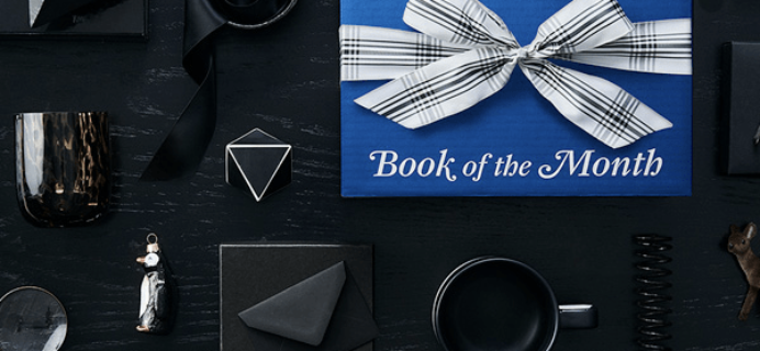Book of the Month Black Friday Deal: $10 Off Gift Subscription + Free Add-On For You!