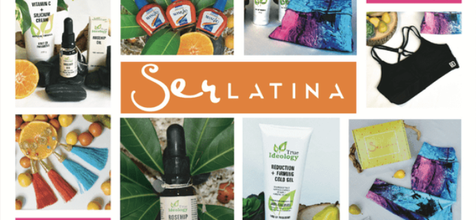 SerLatina Box Black Friday Deal: Get 40% off All Orders of SerLatina Beauty & Fitness!