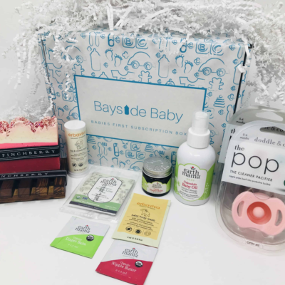 Bayside Baby Black Friday Deal: Save 20% on your first box!