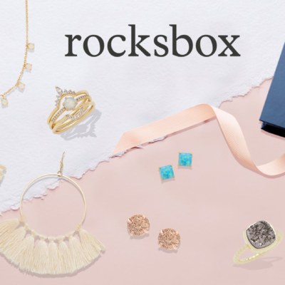 RocksBox Holiday Gift Subscription Deal: $10 Off Gifts + Try it FREE!