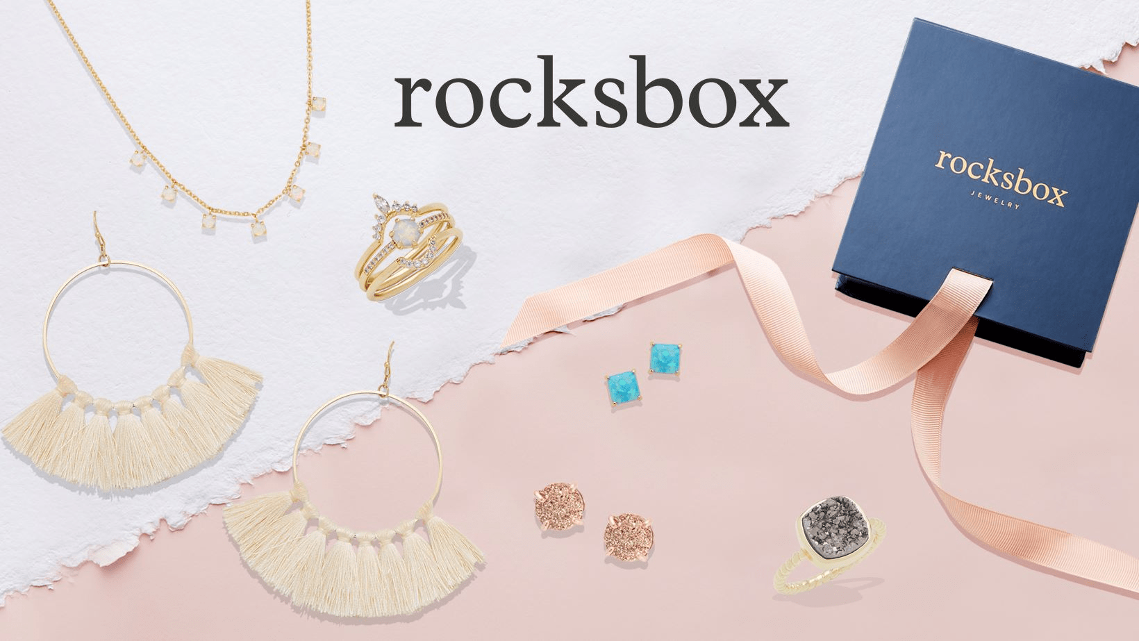 RocksBox Cyber Monday Deal: $10 Off Gifts + Try it FREE!