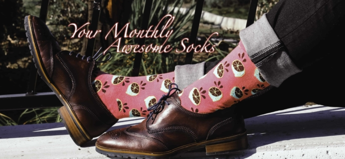 Socks Matter Cyber Monday Coupon: 25% Off Subscriptions!