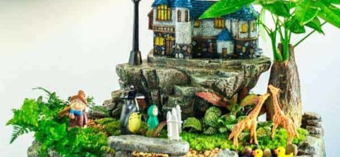 Fairy Garden Black Friday Coupon: Get 20% off your entire subscription!