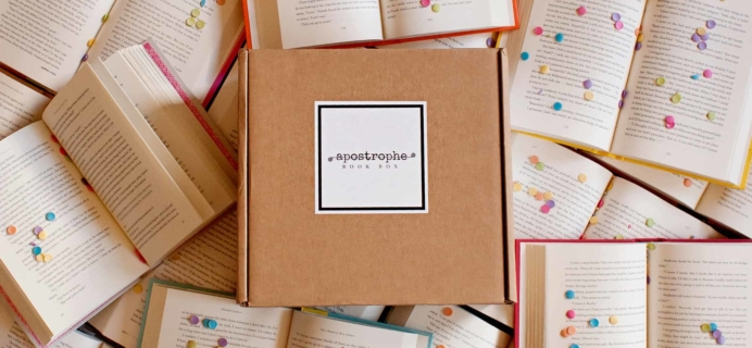 Apostrophe Box Black Friday Coupon: Save 10% on subscriptions!