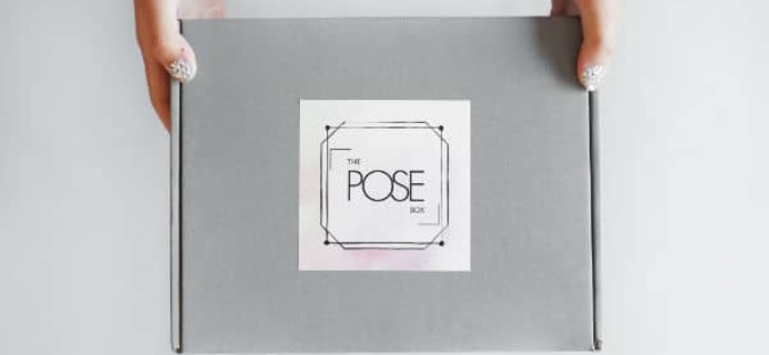 The POSE Box Black Friday Coupon: Take $10 off your first box (Large or Mini)!