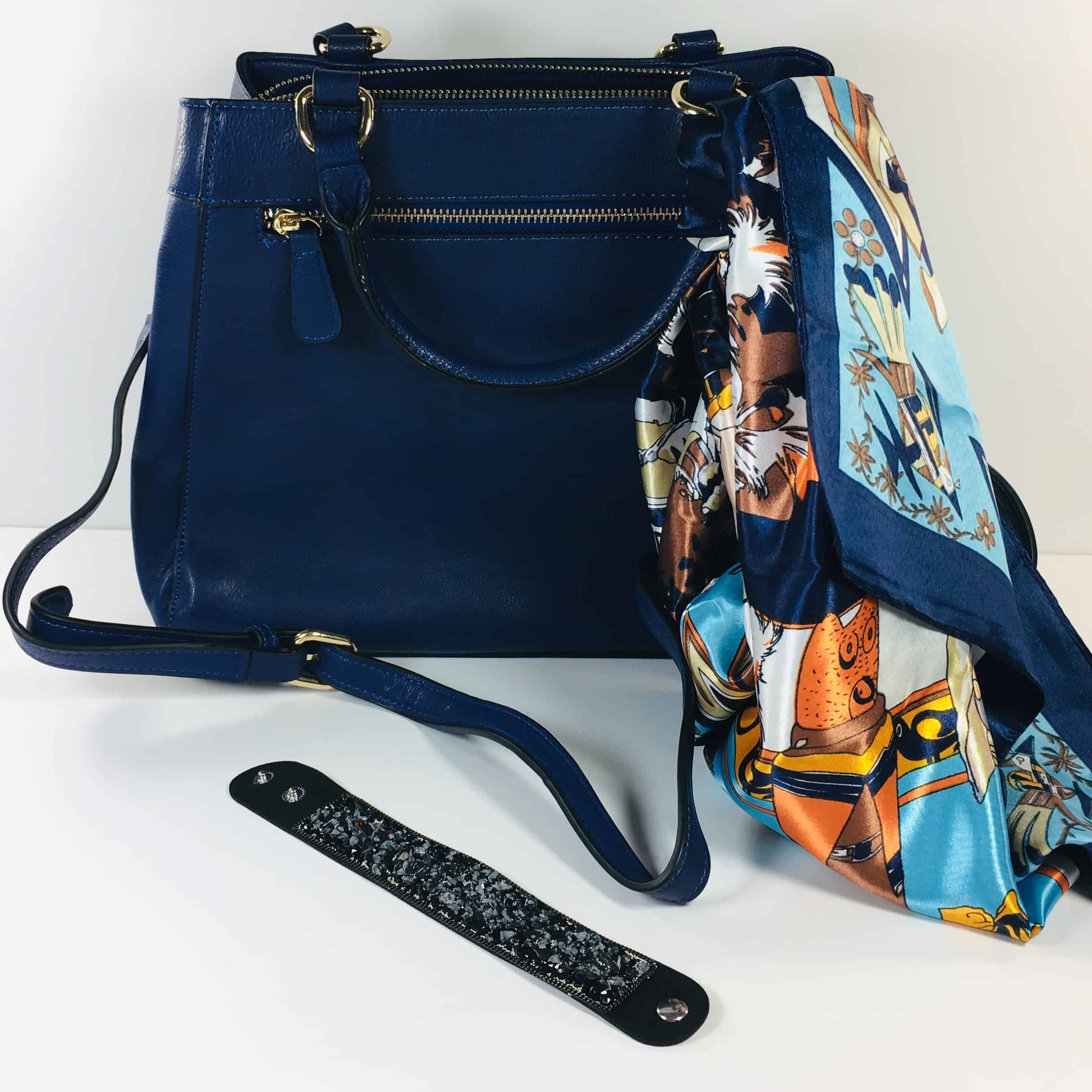 Bolzano Handbag of The Month November 2018 Subscription Box Review + Coupon!
