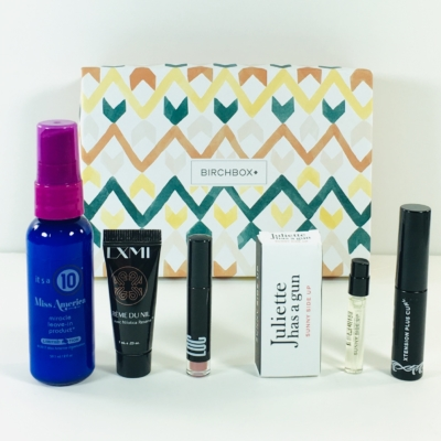 Birchbox November 2018 Box Review + Coupon!