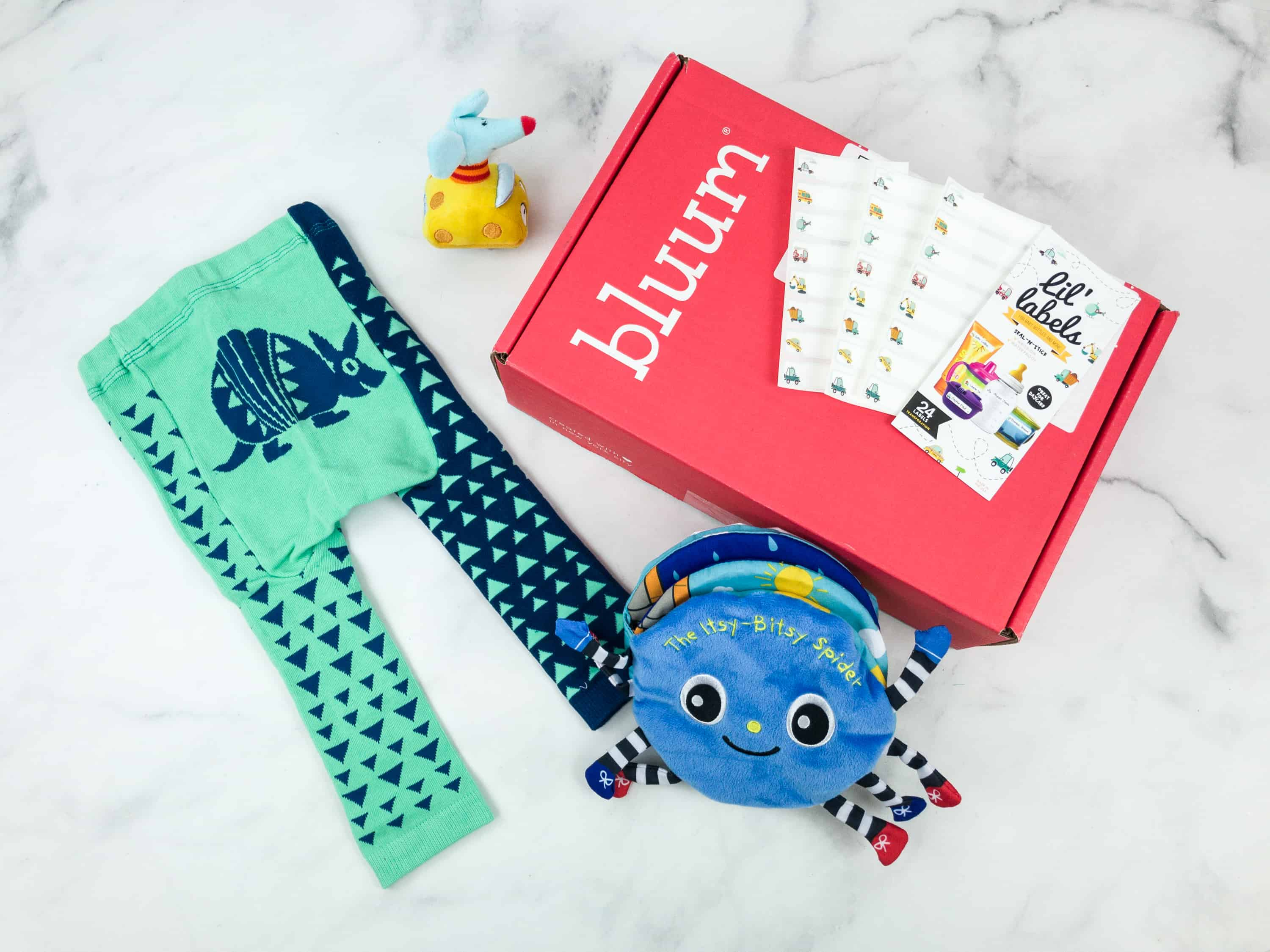 Bluum November 2018 Subscription Box Review + Coupon
