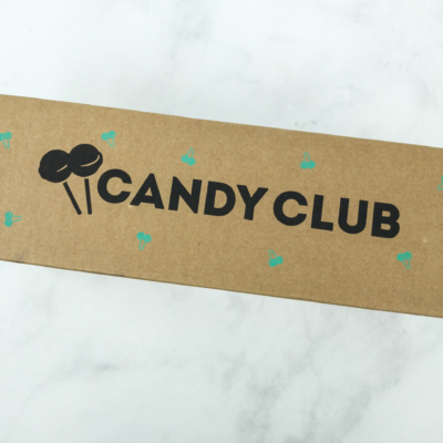 Candy Club Subscription Box Review + 50% Off Coupon – November 2018