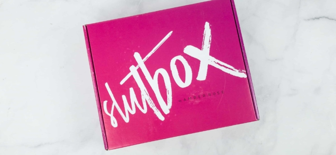 Slutbox by Amber Rose November 2018 Subscription Box Review {Adult & NSFW}