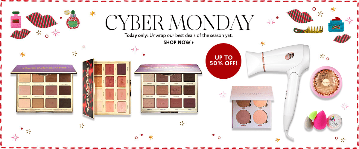 Sephora Cyber Monday 2018 Sale Live Now!