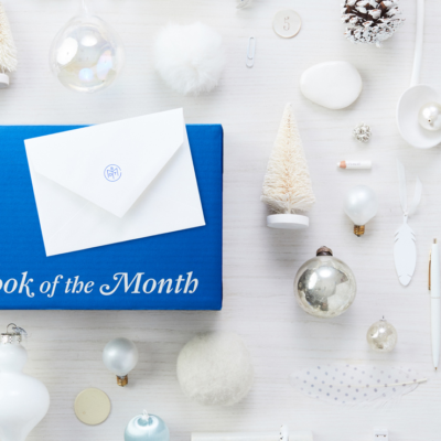 New Book of the Month Coupon: First Month $5!