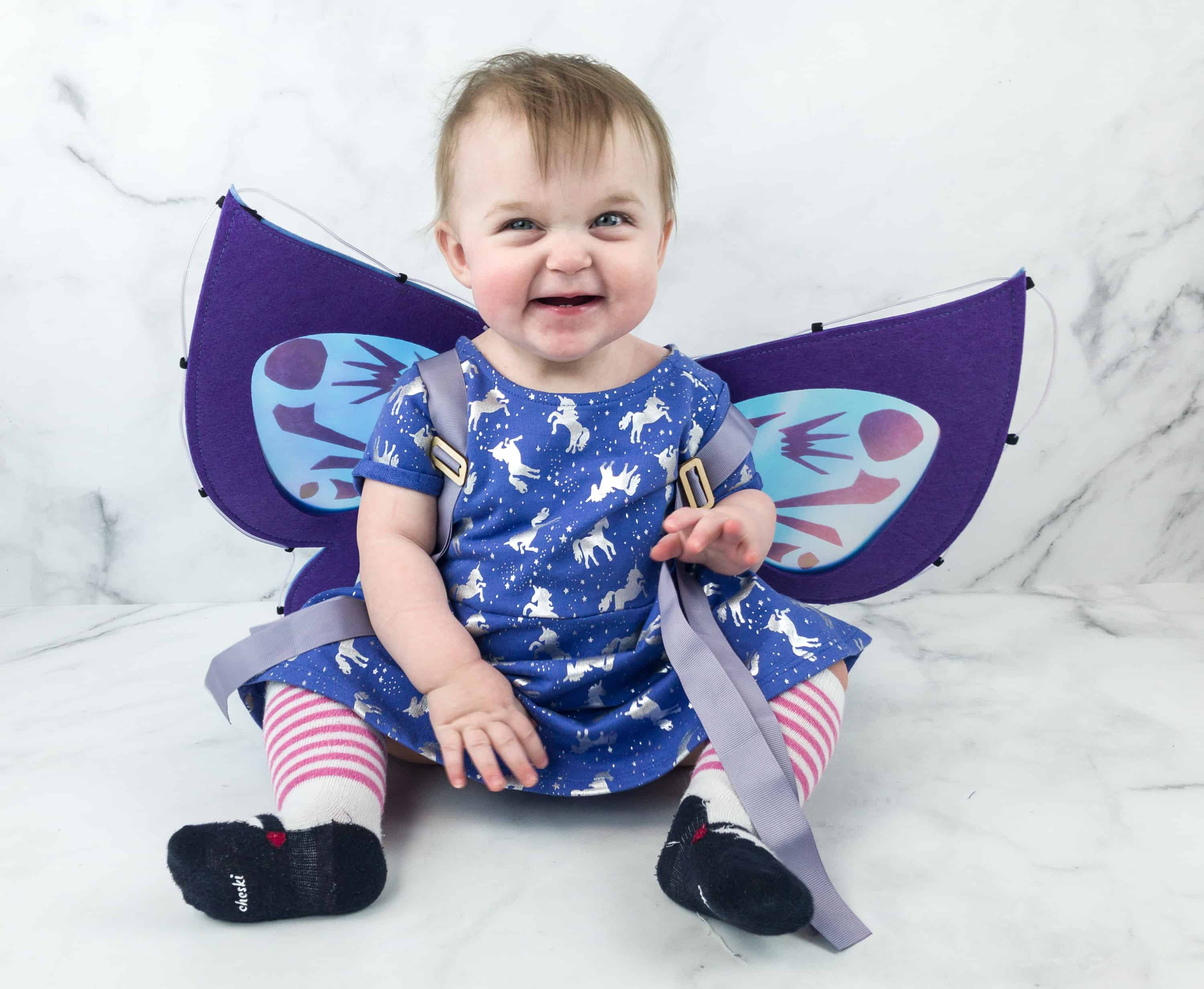 KiwiCo Holiday Crate 2018 Review & Coupon – FAIRY WINGS COSTUME KIT