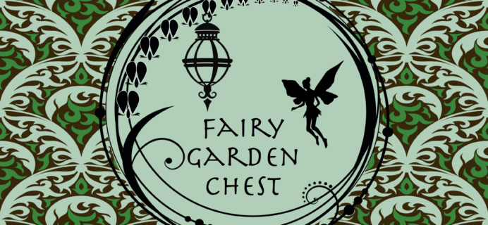 Fairy Garden Cyber Monday Coupon: Get 20% off your entire subscription!