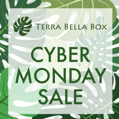 Terra Bella Box Cyber Monday Coupon: 20% Off 3+ Month Subscriptions!