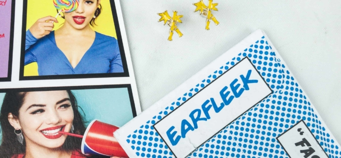 EarFleek Silly & Fun November 2018 Subscription Box Review + 50% Off Coupon