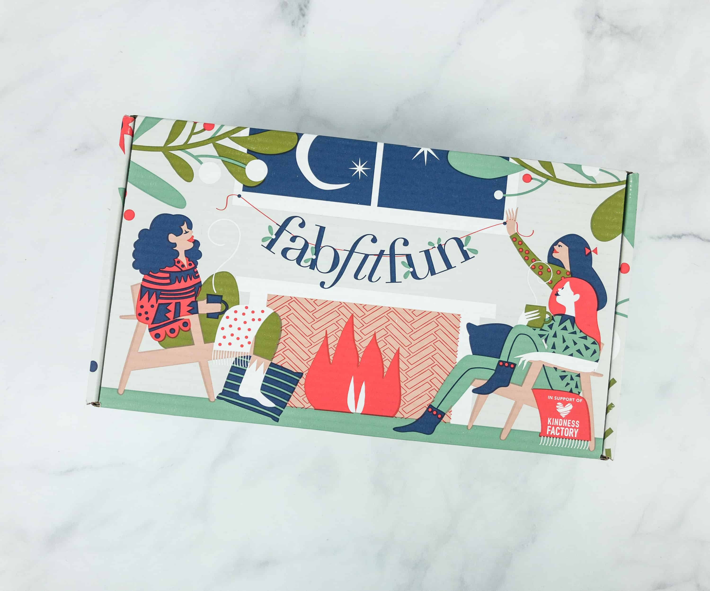 FabFitFun Winter 2018-2019 Editor's Box Available Now + Full Spoilers + $10 Coupon!