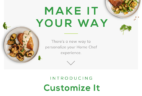 Home Chef Subscription Update!