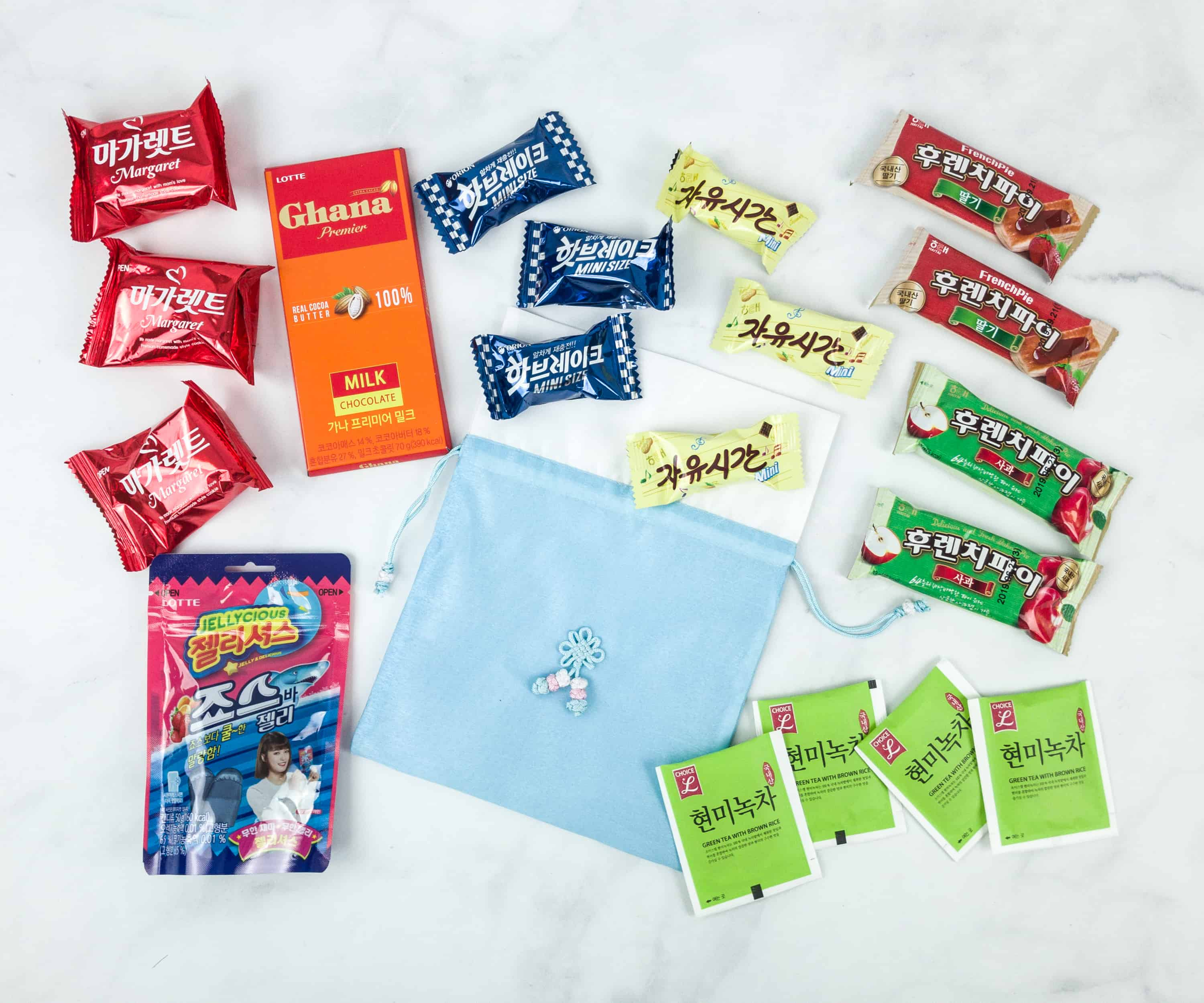 Korean Snack Box December 2018 Subscription Box Review + Coupon