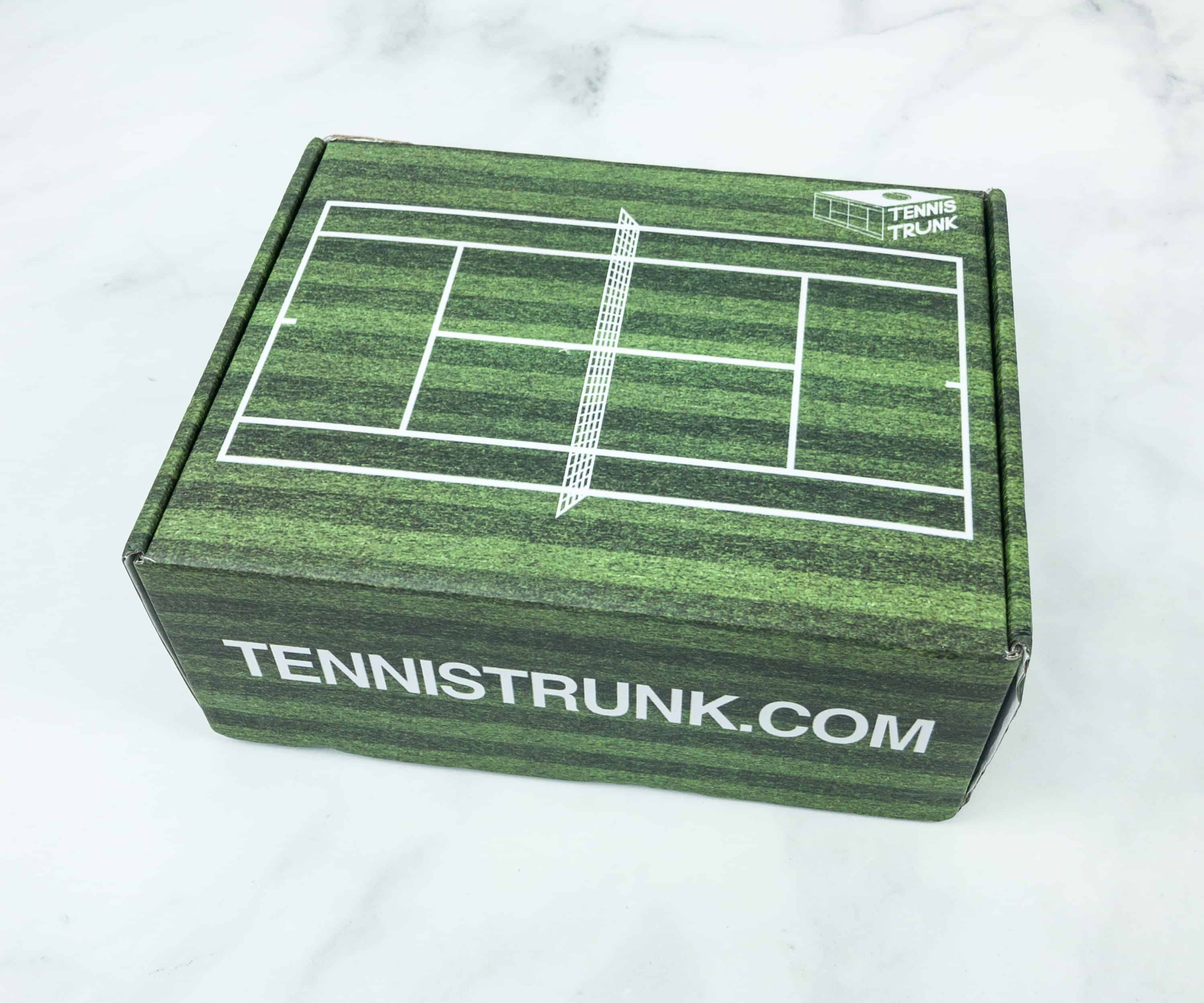 new styles 368bb b91d6 Tennis Trunk is a monthly subscription box that sends tennis balls and  other essentials for the tennis enthusiast. Developed by tennis players for  tennis ...