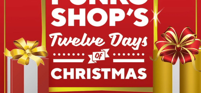 Funko 12 Days of Christmas 2018 Bundle Available NOW!