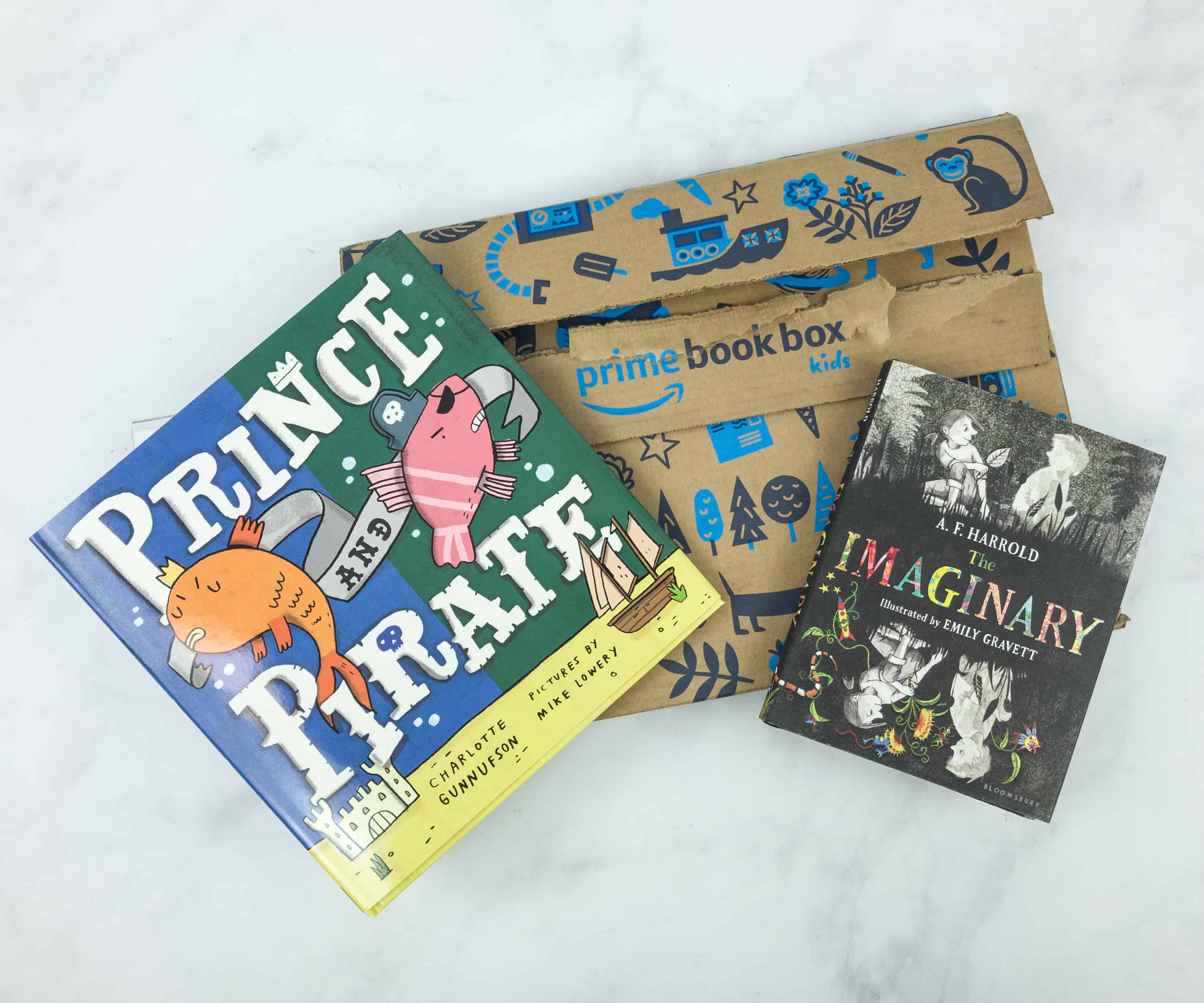 Amazon Prime Book Box Kids December 2018 Subscription Box Review – AGE 3-5