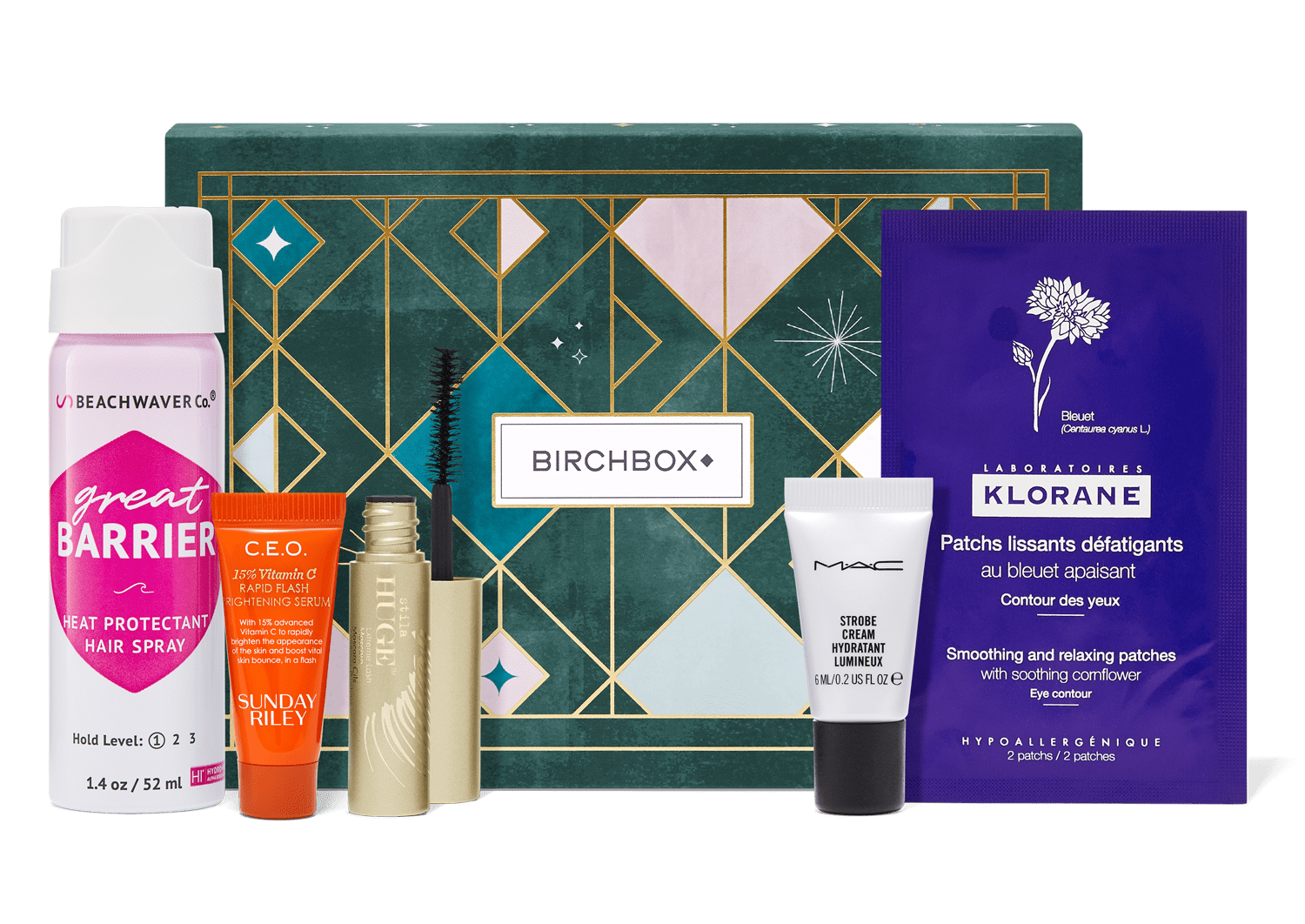 Birchbox December 2018 Curated Box Available Now in the Shop!
