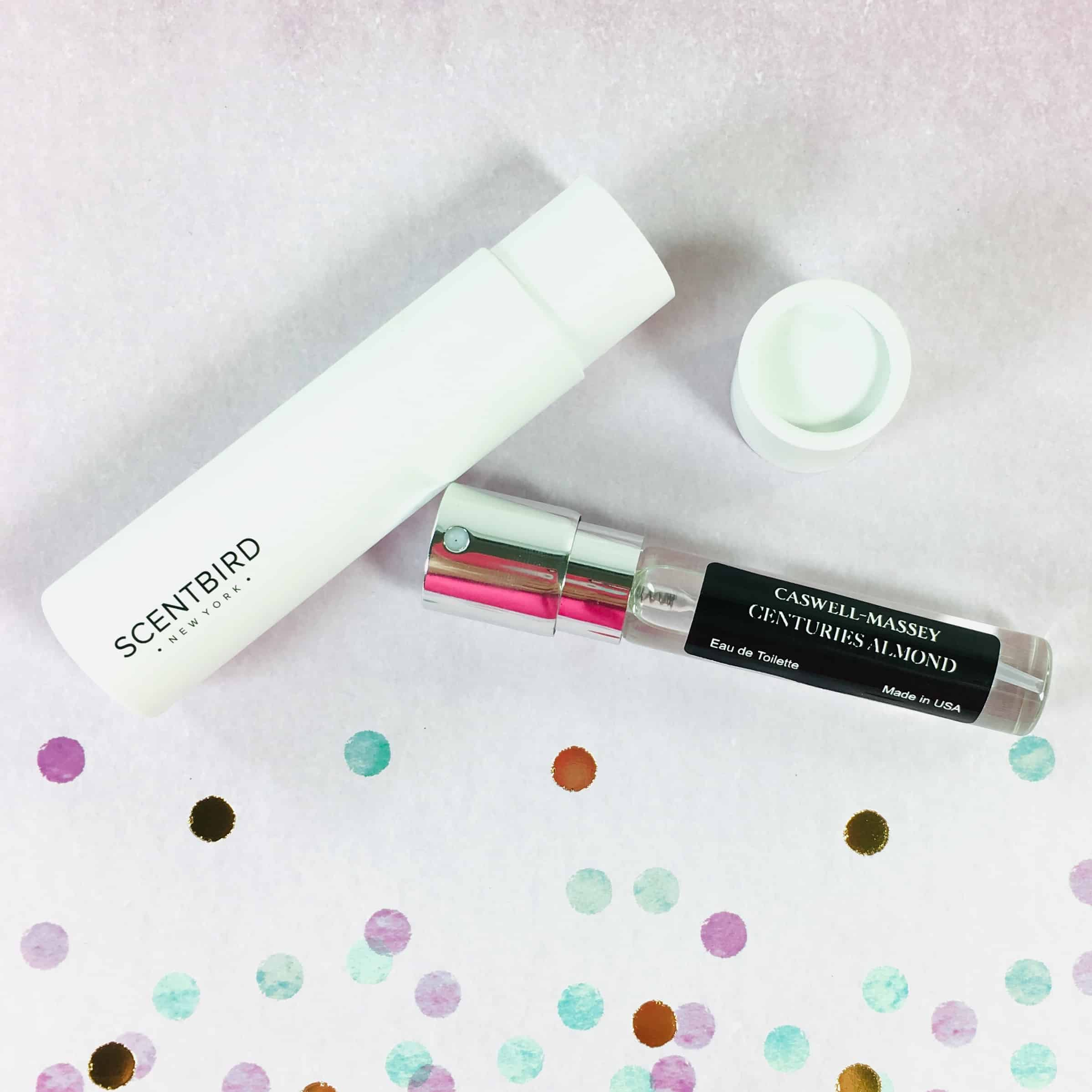 Scentbird Subscription Review & Coupon – November 2018