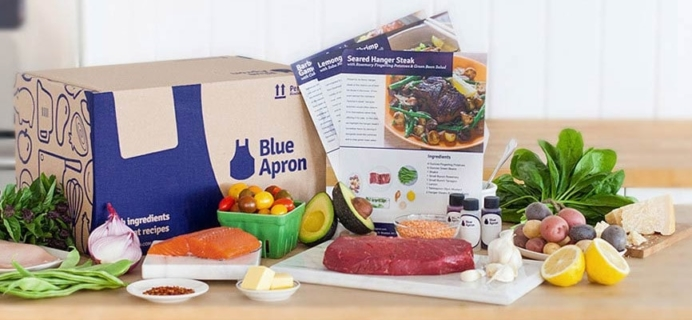 Blue Apron Coupon: Get $60 Off!