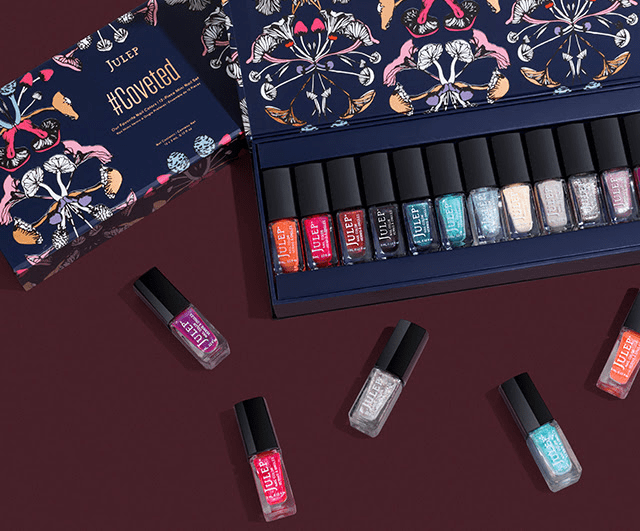 Julep Gift Day 4 of 12 Days of Magic: Get FREE 12-Piece Mini Nail Set With Any $40 Purchase!