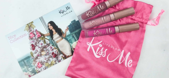 KissMe Lipstick Club Holiday Lippies Review + FREE Lipstick Coupon – NICE COLLECTION