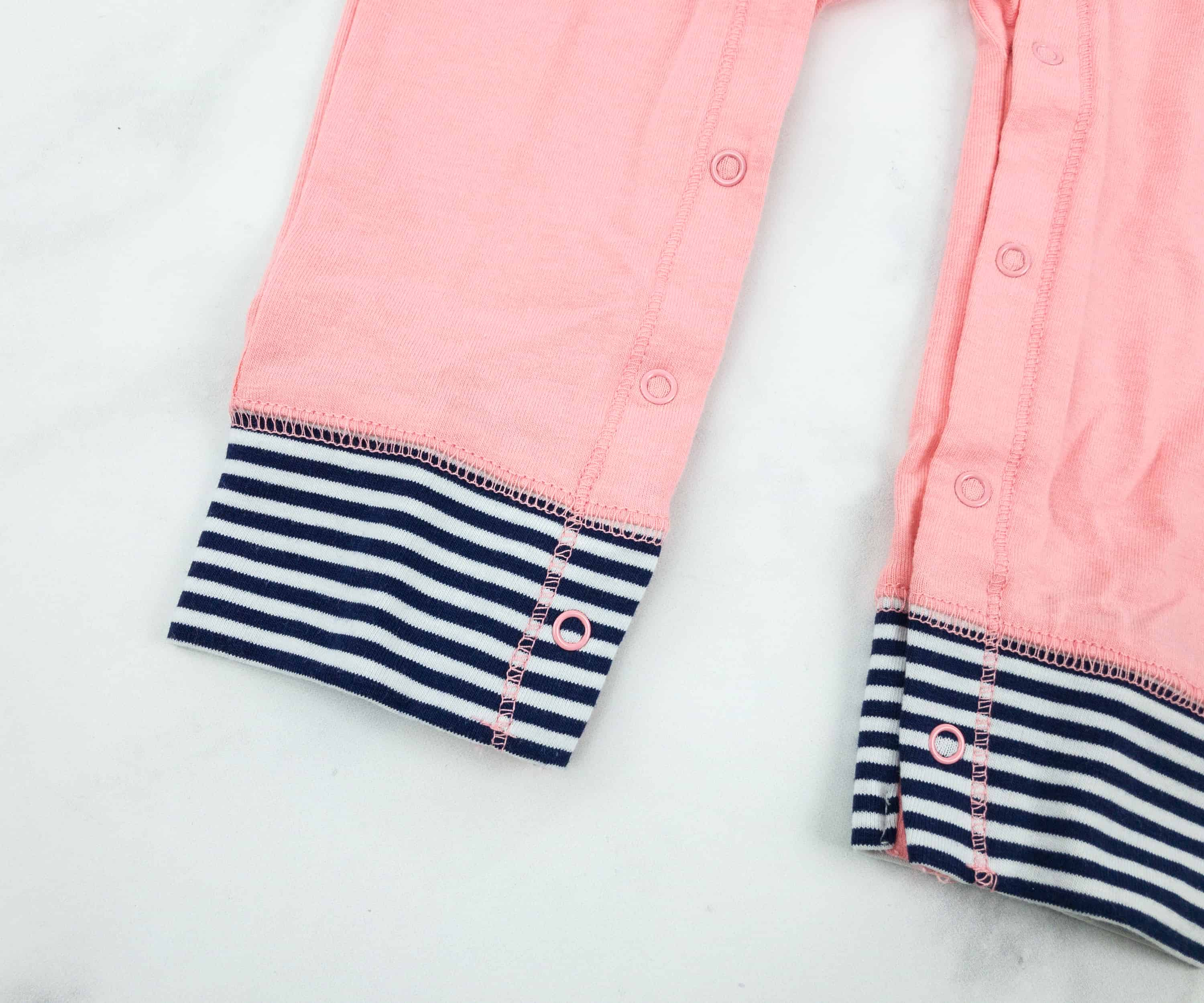 9ac098ca72cf4 If you are worried about diaper changes, the leggings have buttons on them  which you can unbutton when you need to replace diapers.