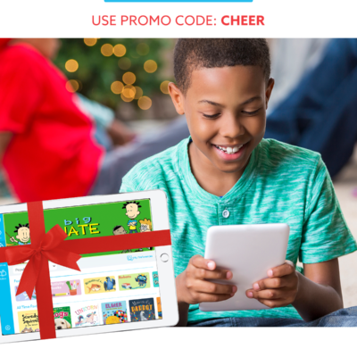 Epic! Kids Books Holiday Coupon: Get 3 Months For Only $10!