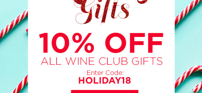PLONK Holiday Coupon: Save 10% On All Wine Gifts!