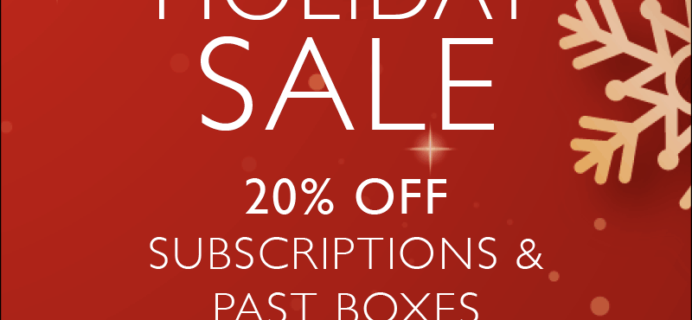 Cocotique Coupon: Save 20% On Subscriptions & Past Boxes!