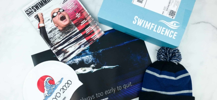 Swimfluence November 2018 Subscription Box Review