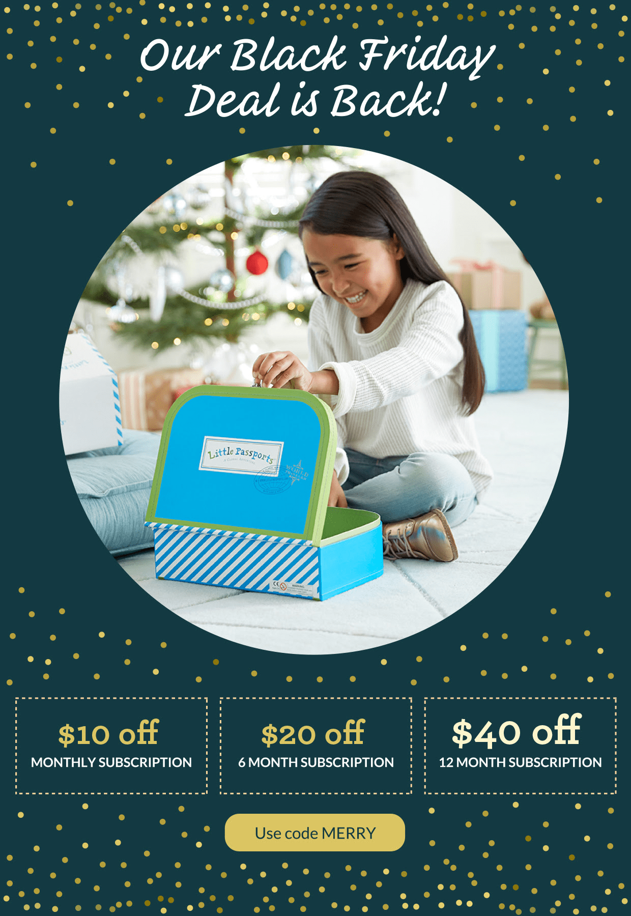 Little Passports Black Friday Is BACK: Get Up $40 Off! LAST DAY!