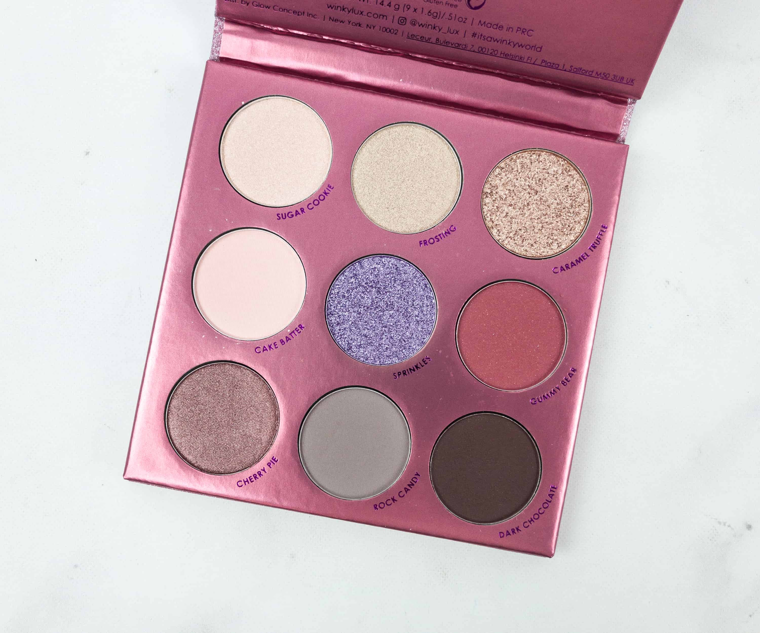 8fbd45ec49eb It s highly pigmented and the formula is easily blendable. You can pull off  a simple look