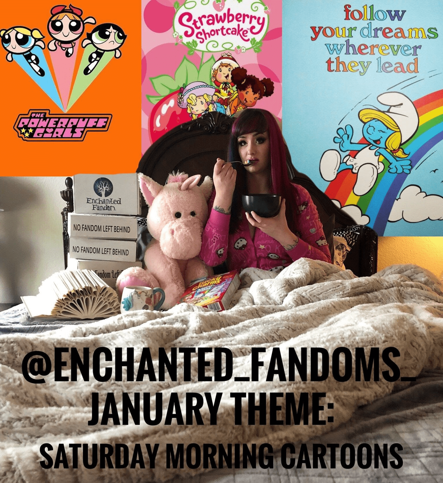 Enchanted Fandom January 2019 Spoilers + Coupon!