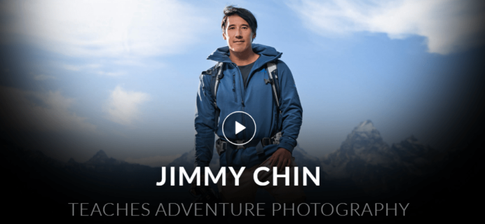 MasterClass Jimmy Chin and Mira Nair Classes Available Now!