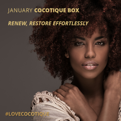 Cocotique January 2019 Spoilers + Coupon!